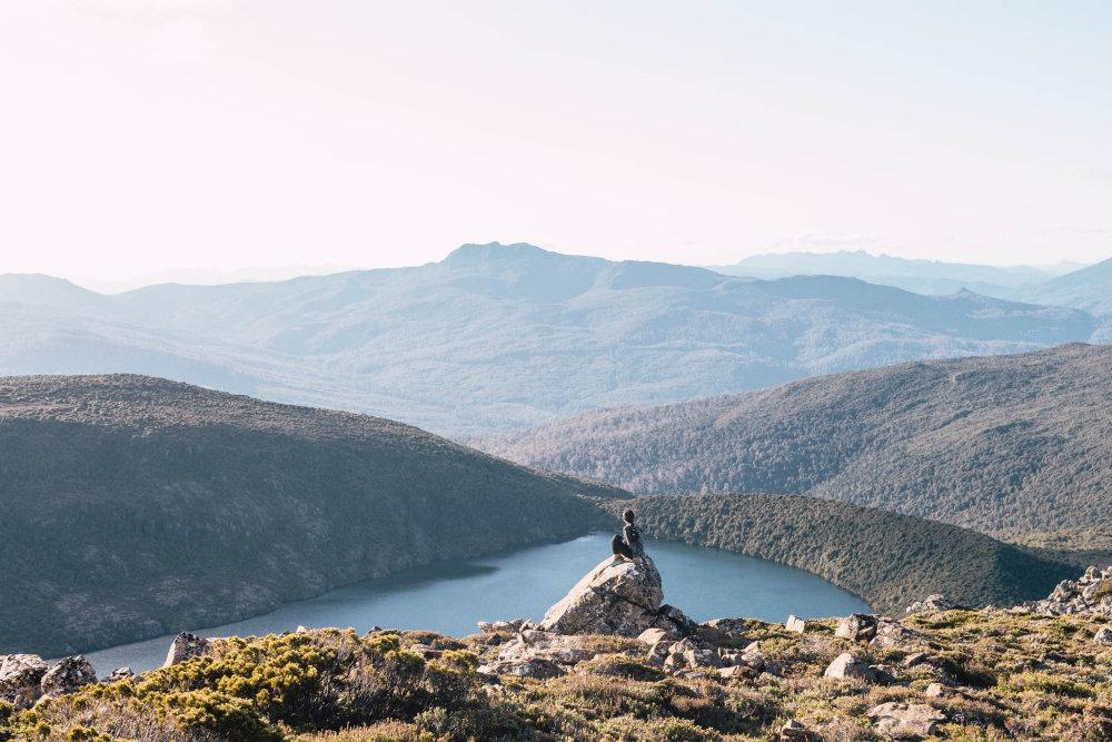 Descubra o que a trilha de South Coast Track na Tasmânia tem para você!