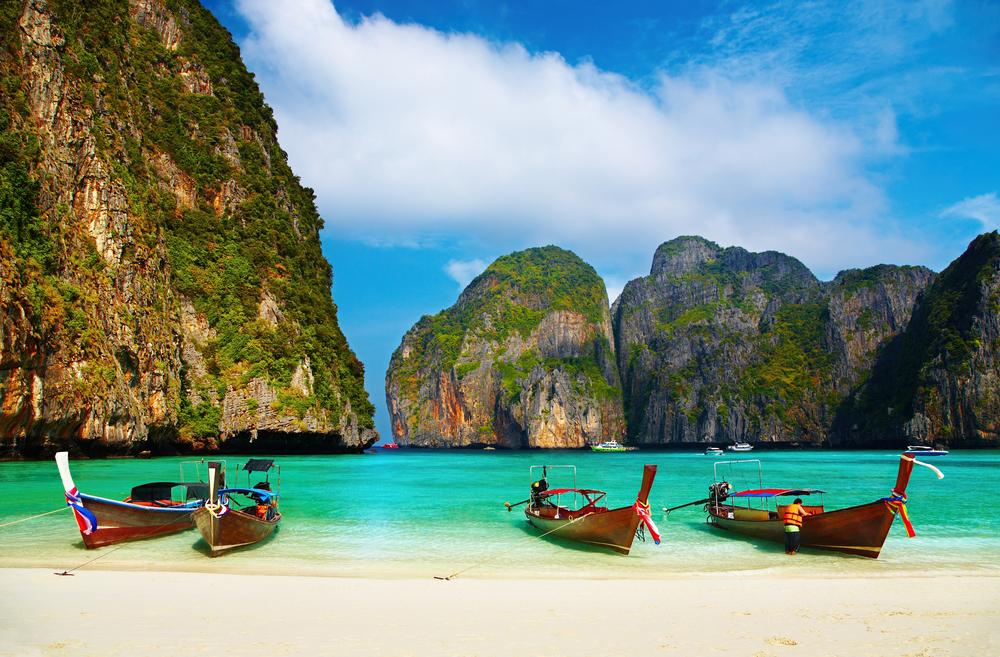 Destinos exóticos: 5 pontos na Tailândia que você precisa desbravar!
