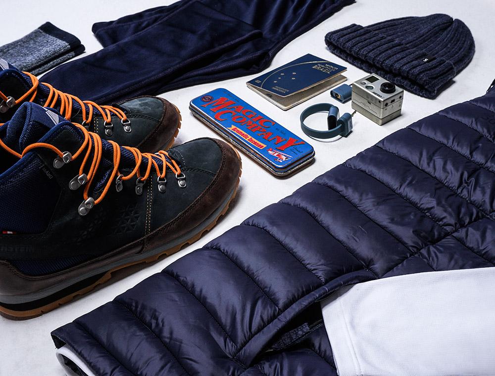 Saiba como preparar uma mala de inverno ideal