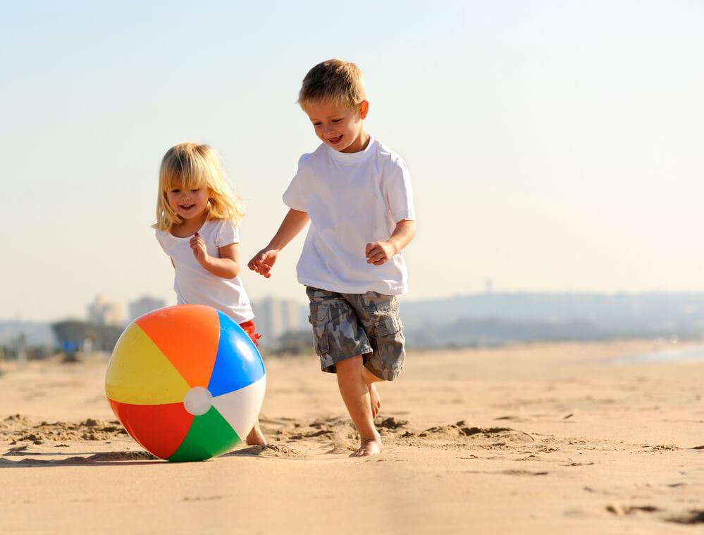 Saiba quais são as melhores praias para crianças no Brasil