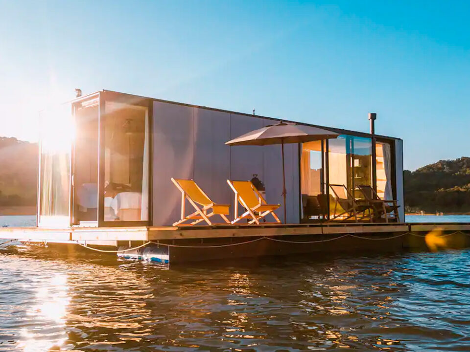 Cabana Flutuante